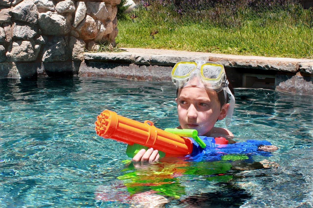 Read more about the article 4 BEST Water Guns for Kids in 2021